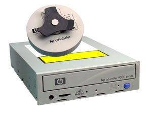 CD/RW-Brenner Hewlett-Packard 9350i