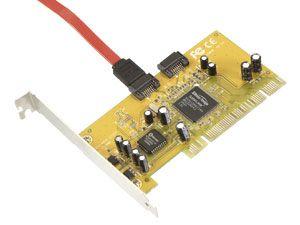 SATA-Controllerkarte