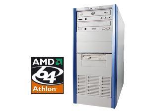 Komplettsystem Athlon64 3200+