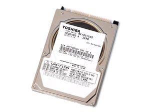 IDE-Festplatte Toshiba MK1031GAS
