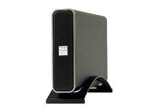 Externe LAN-Festplatte, 320 GB