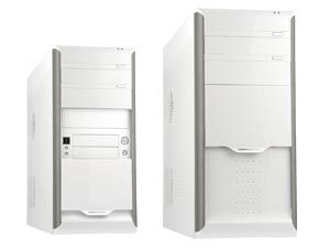 ATX-Midi-Tower TC 4590 White