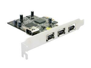 PCIe FireWire-Karte