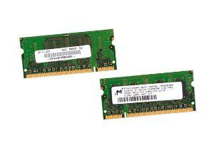 Speichermodul SO-DIMM, DDR2, 512 MB