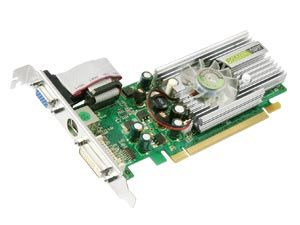Grafikkarte NVIDIA GeForce 7200GS