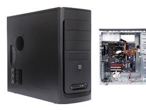 Barebone-PC Athlon64 X2 4000+