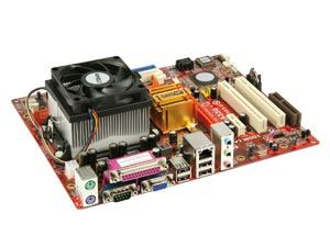 Computer-Aufrüstkit AMD Sempron64 LE-1100