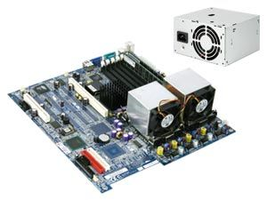 Server-Kit GIGABYTE 8IPXDR / XEON 2600