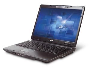 Notebook ACER TravelMate 5720G-602G25N