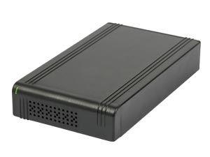 Mobile USB 2.0-Festplatte, 500 GB - Produktbild 1