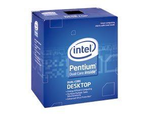 CPU INTEL Pentium Dual-Core E2180