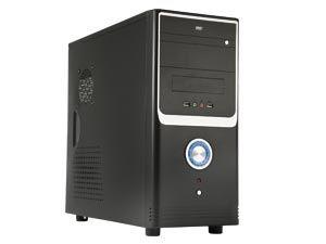 Barebone-PC Athlon64 X2 4800+