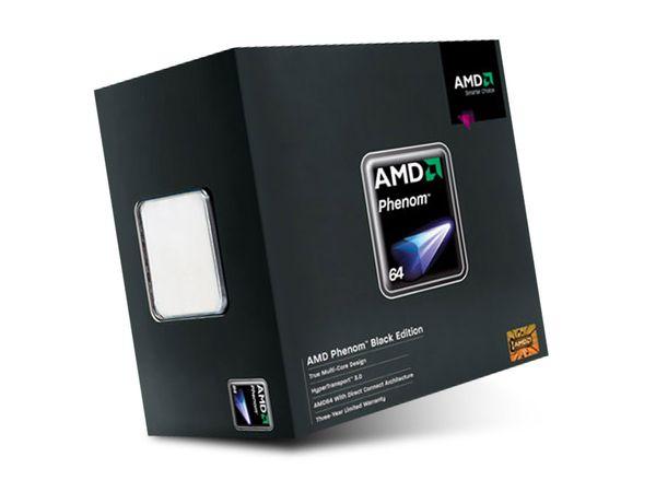 CPU AMD Phenom X4 Black Edition Quad-Core 9950