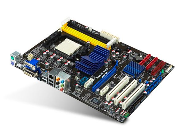 Mainboard ASUS M4A78 Pro - Produktbild 1