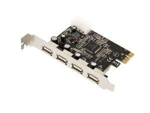 USB 2.0 PCIe-Karte