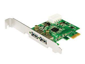 USB 3.0 PCIe-Karte LOGILINK PC0054