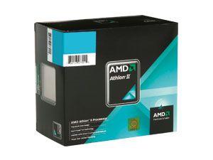 CPU AMD Athlon II X4 620