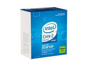 CPU INTEL Core 2 Quad Q8400