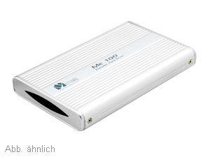 Mobile USB 2.0-Festplatte, 640 GB