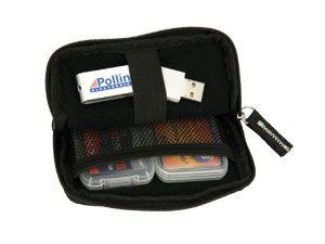 Speicherkarten-Tasche HAMA Orlando, schwarz - Produktbild 1