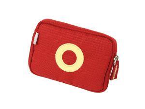 Speicherkarten-Tasche HAMA Orlando, rot - Produktbild 3