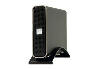 Externe LAN-Festplatte, 500 GB