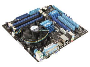 Computer-Aufrüstkit mit ASUS Board und Intel CPU