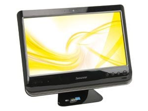 All-in-One PC LENOVO C200 (VCJ1SGE), Touch-Display - Produktbild 1