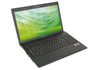 """39,62 cm (15,6"""") Notebook LENOVO G565 (M42D5GE) - Produktbild 1"""