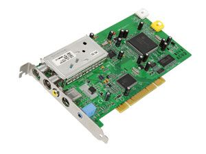 DVB-T- und TV-/Radiokarte CREATIX CTX946
