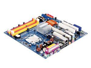 Mainboard-Bundle ASRock 2Core1333DVI-2.66G + E2140 - Produktbild 1