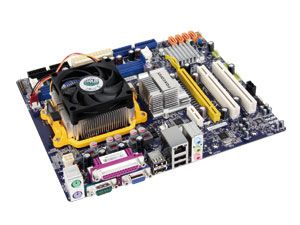 Mainboard-Bundle FOXCONN A76ML-K, Sempron 140