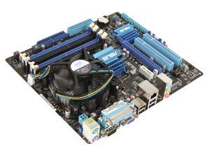 Mainboard-Bundle ASUS P5G41C-M LX + Intel E3400