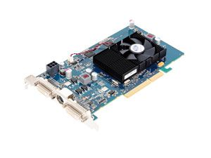 Grafikkarte ATI Radeon HD 4650 - Produktbild 1