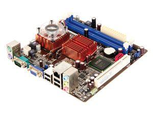 Mini-ITX Mainboard ASUS ITX-220/Intel Celeron 220 - Produktbild 2
