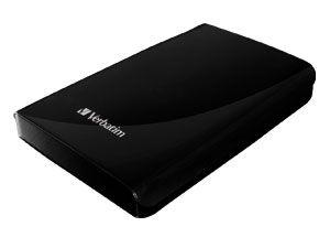 USB 3.0-Festplatte VERBATIM Store`n`Go, 1000 GB