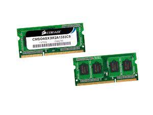 Speichermodul SO-DIMM, DDR3, 4 GB, Dual-Kit