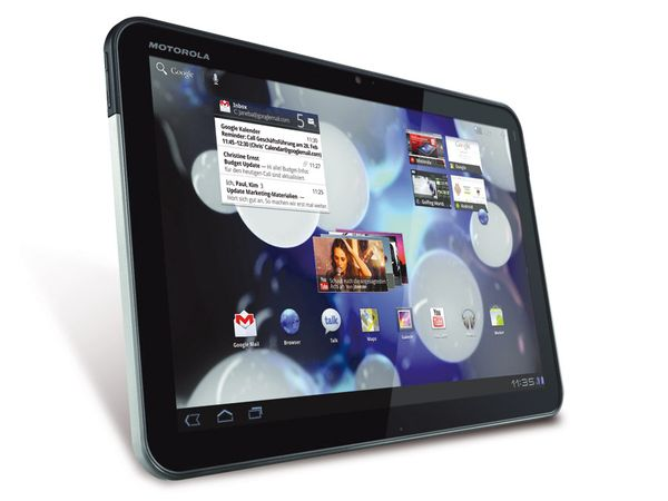 Tablet-PC MOTOROLA XOOM Wi-Fi (SM3097AW2F1)