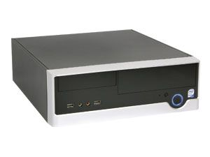 Mini-Barebone FOXCONN R10-D4, Atom D525 Dual-Core - Produktbild 2