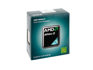 CPU AMD Athlon II X4 640 Quad-Core
