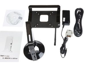 Nettop JOY-IT (FOXCONN nT-A3500), 2 GB, 400 GB, HDMI, WLAN - Produktbild 4