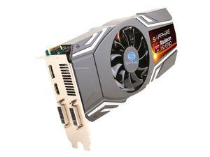 Grafikkarte Sapphire ATI Radeon HD6790, 1 GB GDDR5 - Produktbild 1