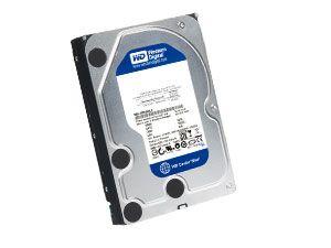 IDE-Festplatte WD Caviar Blue WD2500AAJB