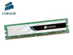 Speichermodul DDR-RAM CORSAIR VS1GBKIT400 Value Select