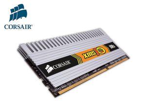 Speichermodul DDR3-RAM CORSAIR TWIN3X2048-1333C9DHX