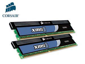 Speichermodul DDR3-RAM CORSAIR TW3X2G1333C9A