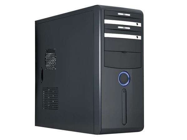 PC-System, Intel Core i5-2400, 4 GB RAM, 1 TB HDD, Brenner