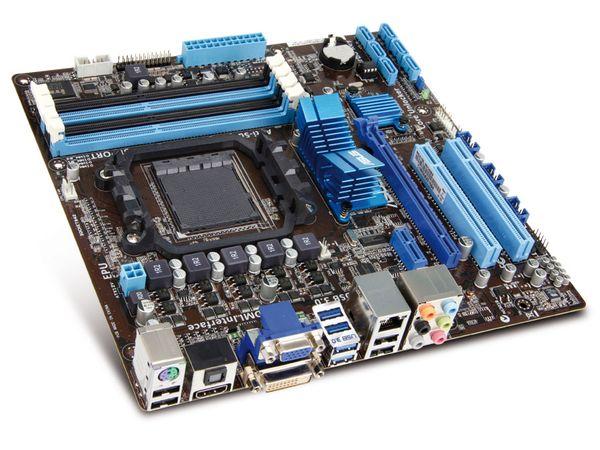 Mainboard ASUS M5A78L-M/USB3 - Produktbild 1
