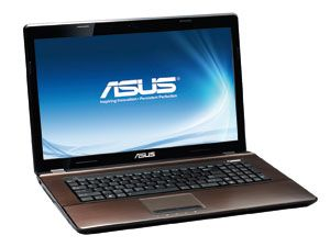 """Notebook ASUS K73E-TY040V, 43,9 cm (17,3"""" HD LED) - Produktbild 1"""