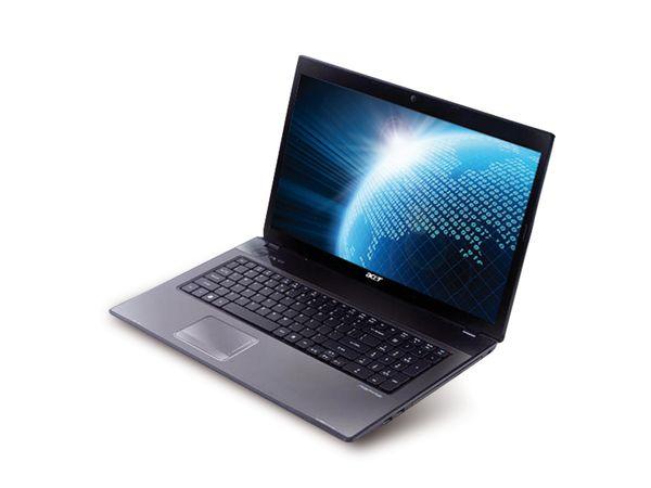 "Notebook ACER Aspire AS7741G-374G50Mnkk, 43,9 cm (17,3"")"